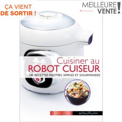 Livre de cuisine tablette de cuisine larousse chez - Livre recette robot patissier ...