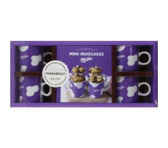 Marabout Mini mugcakes Milka