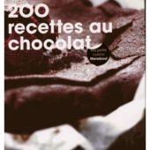 Livre MARABOUT 200 recettes au chocolat