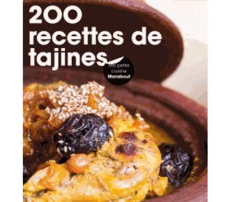 Marabout 200 recettes de tajnes