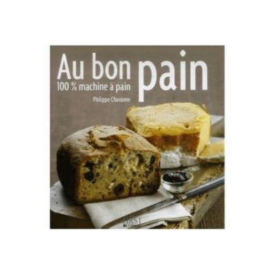 Cuisine et ustensiles / Livre INTERFORUM au bon pain 100 machines à pain