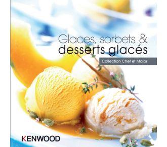 Kenwood Glaces, sorbets & desserts glacés avec
