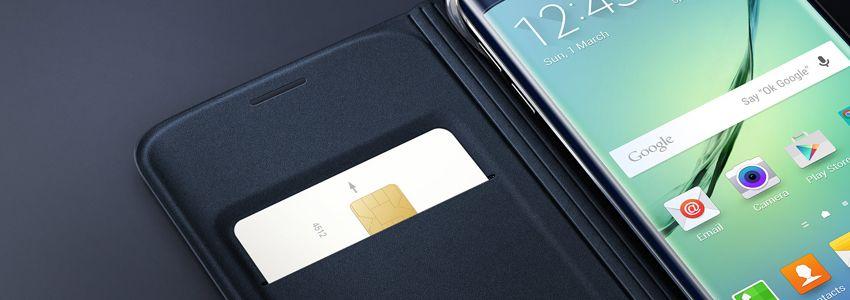 Samsung Flip Wallet Galaxy S6 Edge