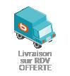 Livraison <b>offerte</b>