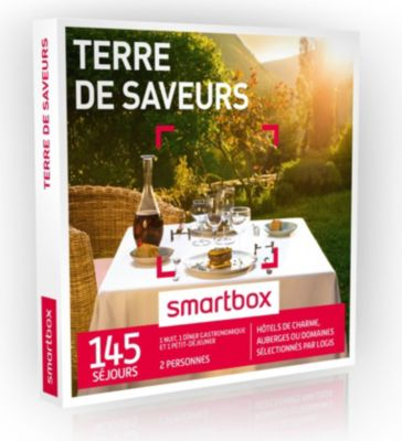 smartbox terre de saveurs coffret cadeau boulanger. Black Bedroom Furniture Sets. Home Design Ideas