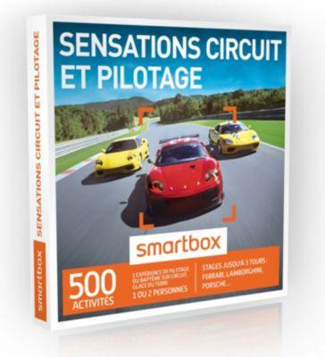 smartbox sensations circuit et pilotage coffret cadeau boulanger. Black Bedroom Furniture Sets. Home Design Ideas