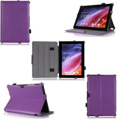 Xeptio asus transformer pad tf103c violet housse for Housse tablette boulanger