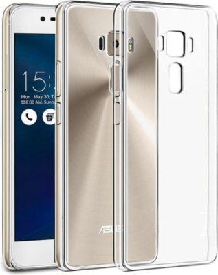 xeptio asus zenfone 3 ze520kl transparent coque etui smartphone boulanger. Black Bedroom Furniture Sets. Home Design Ideas