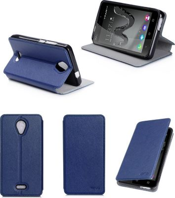 xeptio wiko freddy 4g bleu coque etui smartphone boulanger. Black Bedroom Furniture Sets. Home Design Ideas