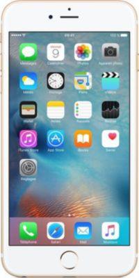 Smartphone Apple iPhone 6s Plus Gold 64 Go reconditionne