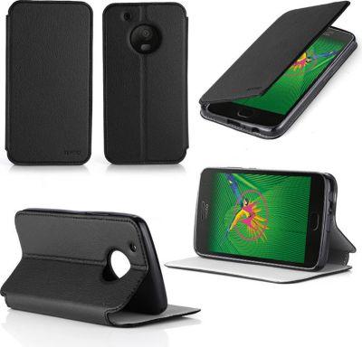 coque etui smartphone xeptio lenovo moto g5 plus noir boulanger. Black Bedroom Furniture Sets. Home Design Ideas
