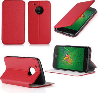 coque etui smartphone xeptio lenovo moto g5 plus rouge boulanger. Black Bedroom Furniture Sets. Home Design Ideas