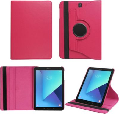 xeptio samsung galaxy tab s3 9 7 rotative rose. Black Bedroom Furniture Sets. Home Design Ideas