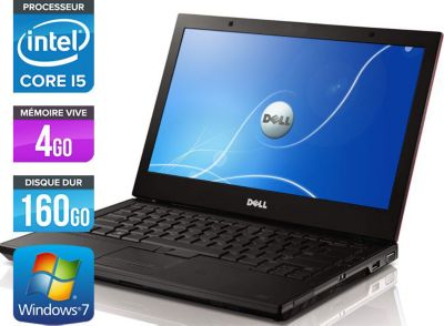 dell latitude e4310 reconditionn comme neuf. Black Bedroom Furniture Sets. Home Design Ideas
