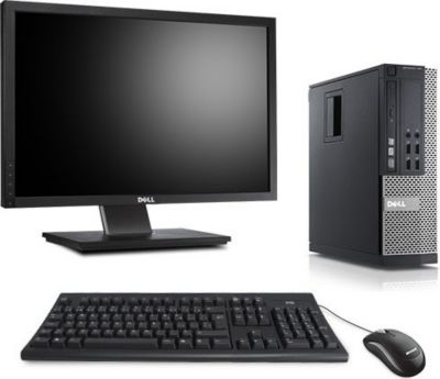 dell optiplex 790 sff ecran 22 39 39 reconditionn comme. Black Bedroom Furniture Sets. Home Design Ideas