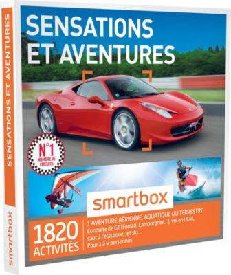 smartbox sensations et aventures coffret cadeau boulanger. Black Bedroom Furniture Sets. Home Design Ideas