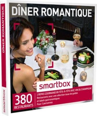 smartbox d ner romantique coffret carte cadeau boulanger. Black Bedroom Furniture Sets. Home Design Ideas