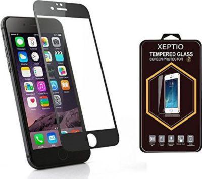 xeptio apple iphone 8 4 7 full noir accessoire iphone. Black Bedroom Furniture Sets. Home Design Ideas