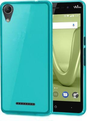 xeptio wiko lenny 4 plus gel tpu bleue coque etui smartphone boulanger. Black Bedroom Furniture Sets. Home Design Ideas