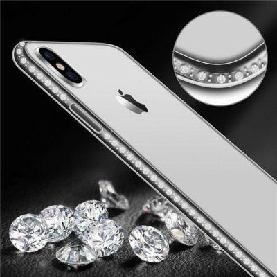 Accessoire iPhone Shot Case Coque Diamants IPHONE 11 ARGENT   Boulanger