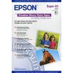 Papier EPSON A3+ - 20f- 255g/m²-