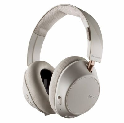 Casque Arceau Plantronics Backbeat Go 810 Blanc