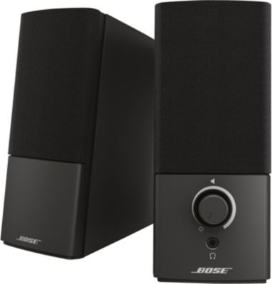 Enceinte PC Bose Companion 2 III 2.0
