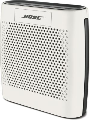 bose soundlink color blanche enceinte portable boulanger. Black Bedroom Furniture Sets. Home Design Ideas