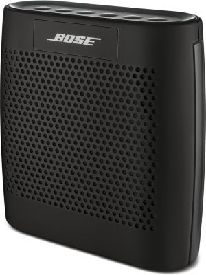bose soundlink color noire enceinte portable boulanger. Black Bedroom Furniture Sets. Home Design Ideas