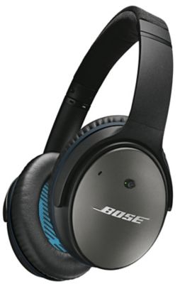 Casque Arceau Bose QuietComfort 25 Noir Apple