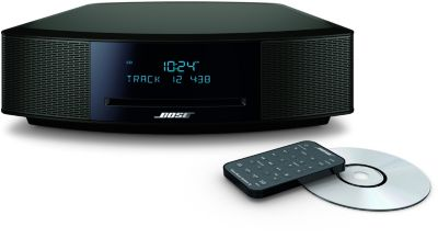 bose wave music system iv dab noir mini chaine hifi. Black Bedroom Furniture Sets. Home Design Ideas