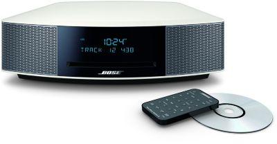 Chaîne HiFi Bose WAVE MUSIC SYSTEM IV DAB WHITE