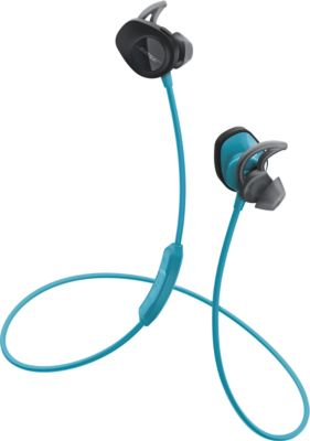 Ecouteurs intra Bose SoundSport Wireless bleu
