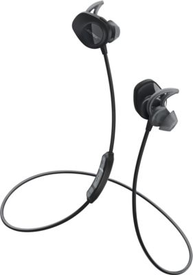 Casque Sport Bose SoundSport Wireless noir