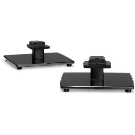 Support pieds BOSE OMNIJEWEL TABLE STAND PAIR BLACK