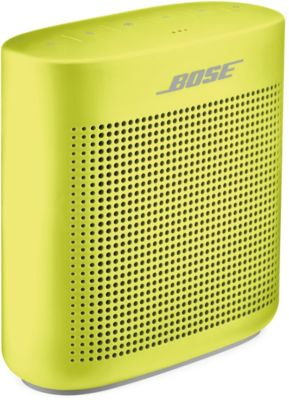 Enceinte Bluetooth Bose SoundLink Color II Citron