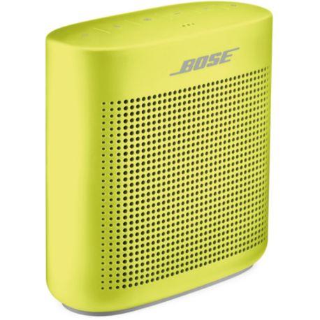 Enceinte BOSE SoundLink Color II Citron
