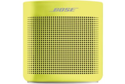 Enceinte BOSE SoundLink Colour II citron