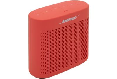Enceinte BOSE SoundLink Colour II rouge