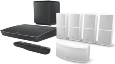 Pack Home Cinema Bose LIFESTYLE 600 W B B