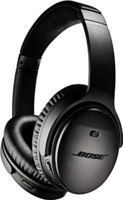 Casque Arceau Bose QC35 II noir