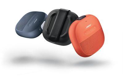 Enceinte BOSE SoundLink Micro bleu