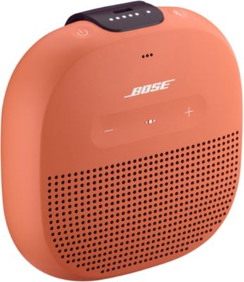 Enceinte Bluetooth Bose SoundLink Micro Orange