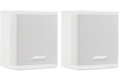 Enceinte BOSE Bose surround Speakers X 2 blanc