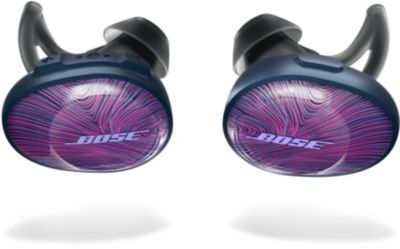 Casque Sport bose soundsport free wireless ultraviolet