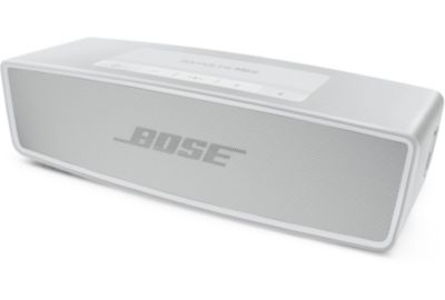 Enceinte BOSE SoundLink Mini II Special Edition Silver