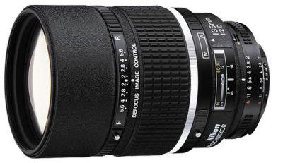Objectif pour Reflex Nikon AF 135mm f/2D DC Nikkor