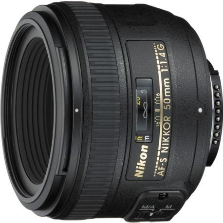 Objectif NIKON AF-S 50mm f/1.4G Nikkor