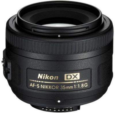 Objectif pour Reflex Nikon AF-S DX 35mm f/1.8G Nikkor