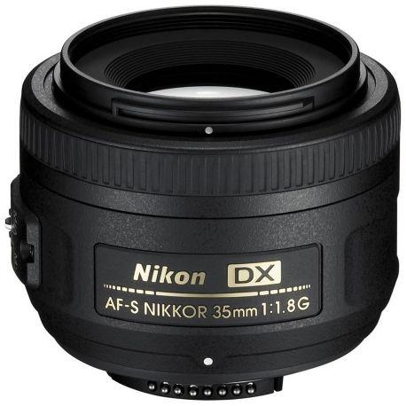 Objectif NIKON AF-S DX 35mm f/1.8G Nikkor